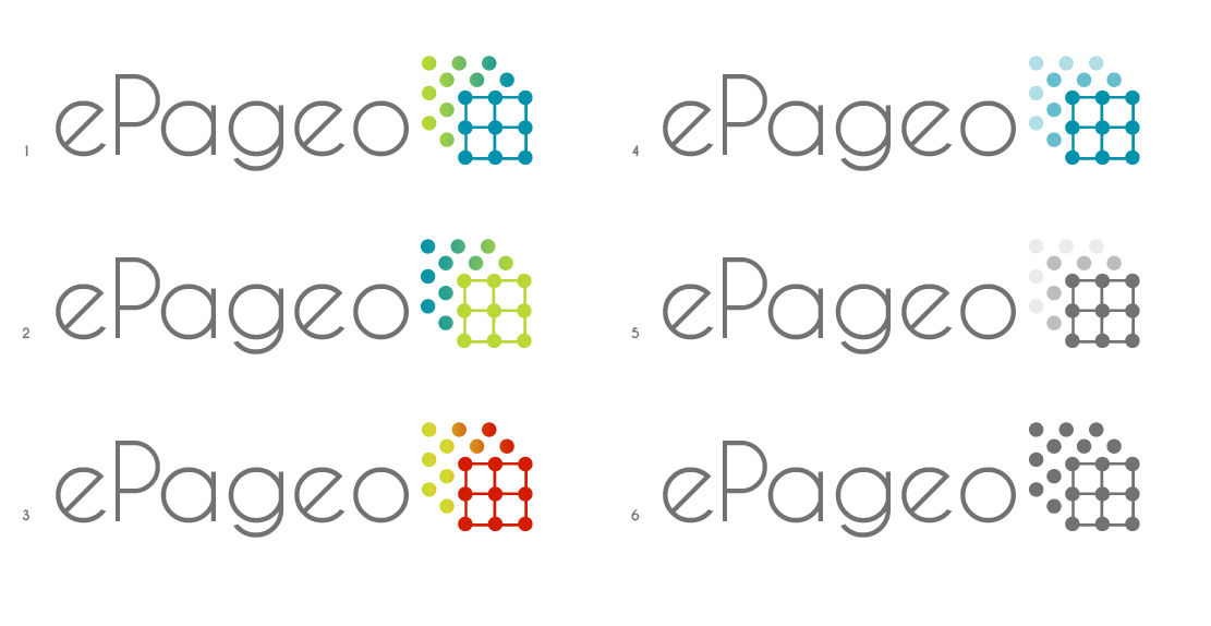 ePageo identity