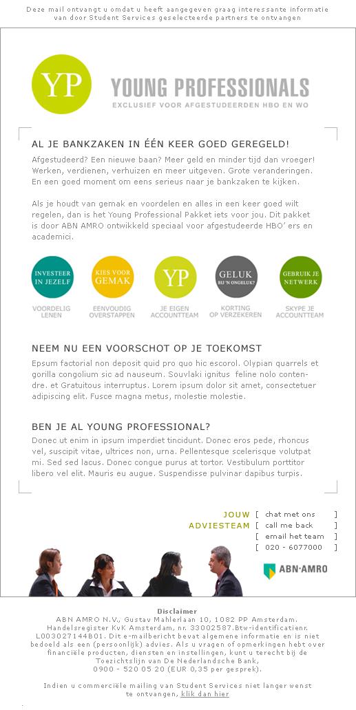 ABN AMRO newsletter