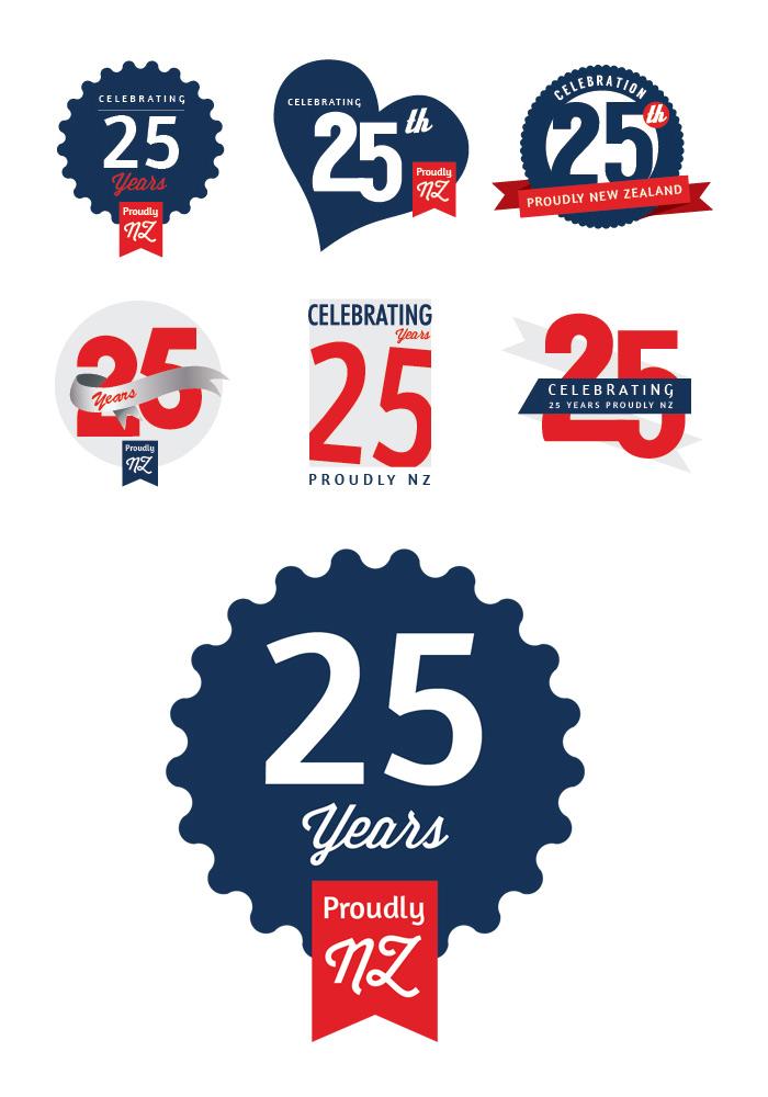 Ingham 25 years
