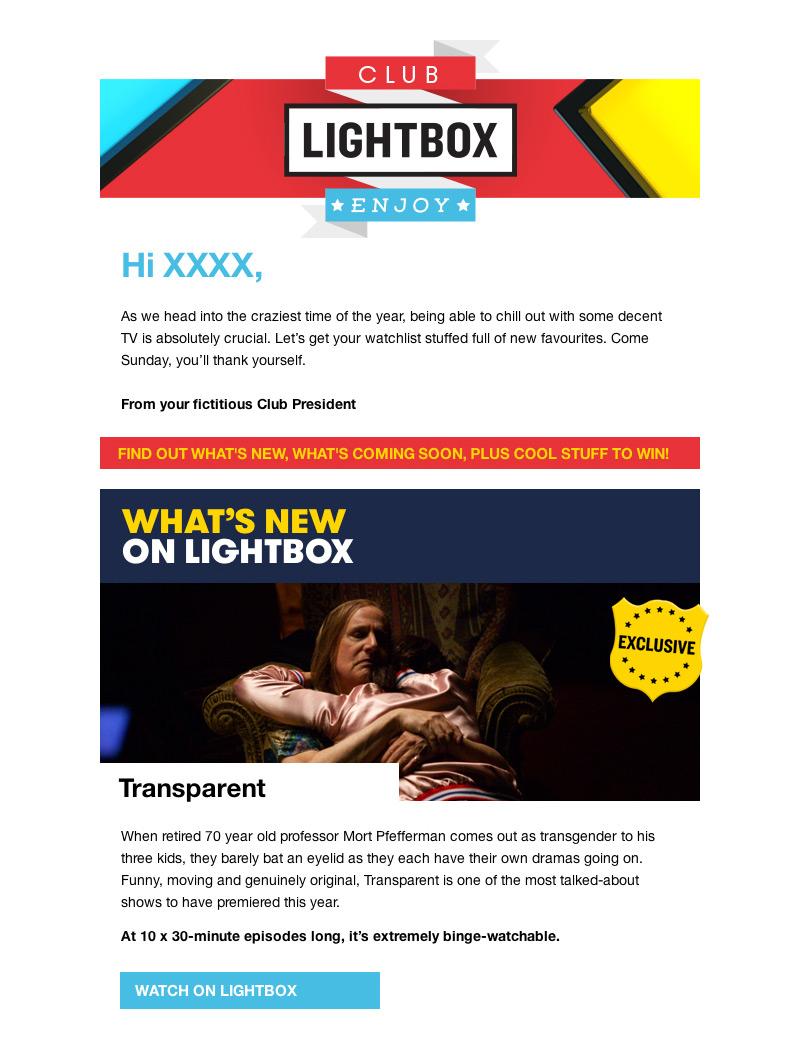 Lightbox Club eDM