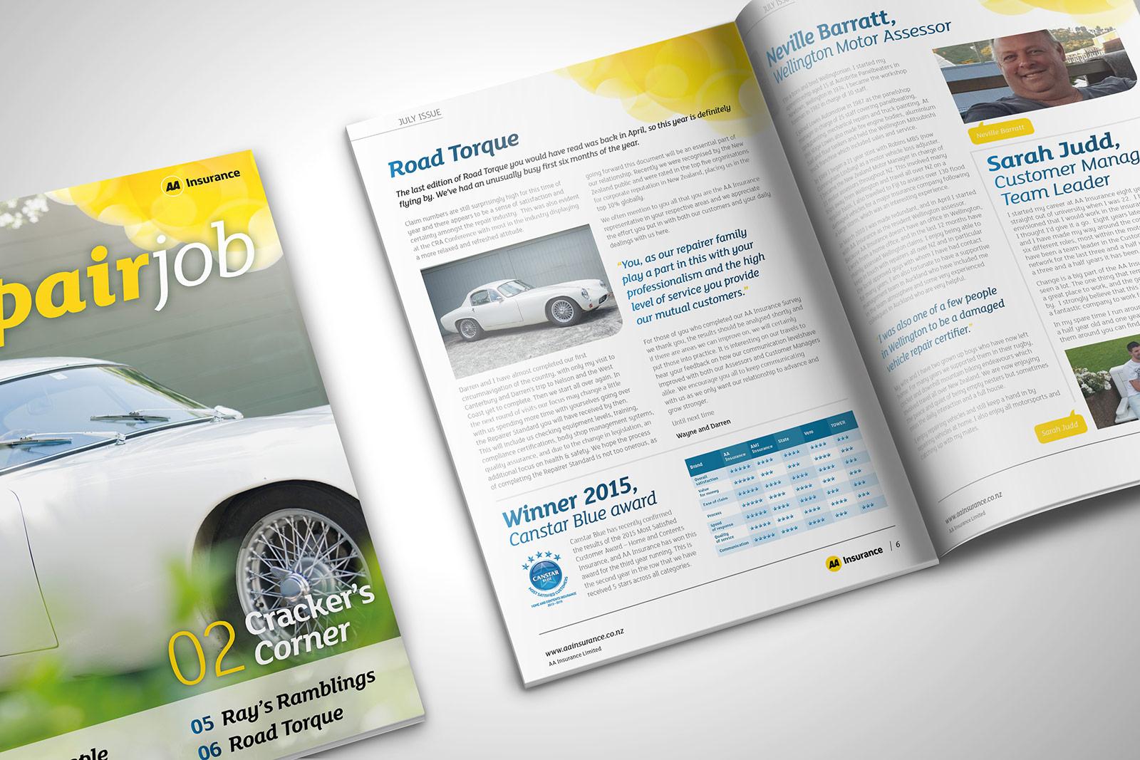 AA Insurance Magazine